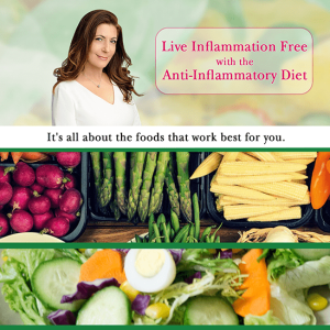 Anti Inflammation Diet Book Cover Product Image